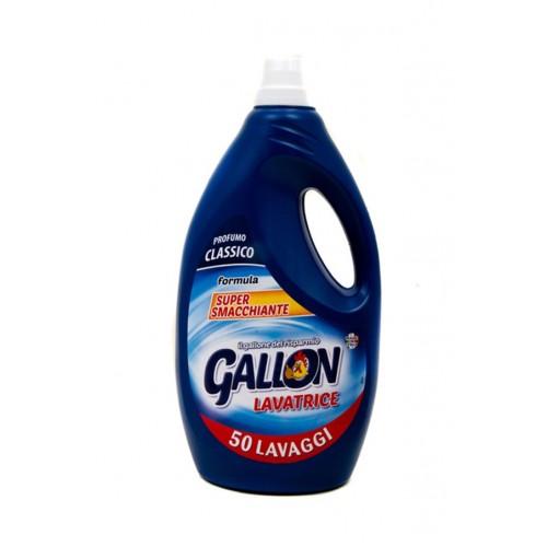 Рідкий засіб для прання класичний на 50 прань GALLON LAVATRICE CLASSICO 3.78 L