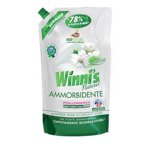 """Пом'якшувач для праня """"Білі квіти"""" на 42 прання WINNI'S AMM. ECO-FORMATO FIORI 1,47 lt"""