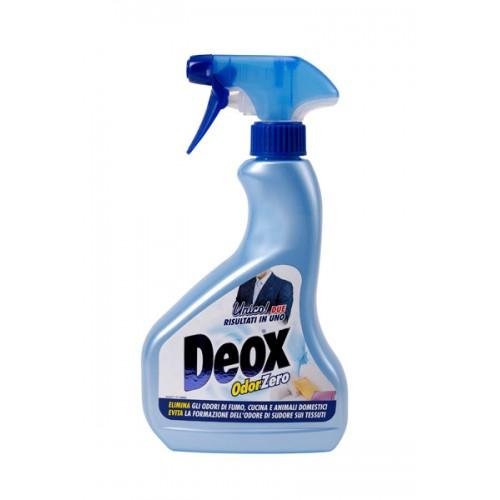 Освіжувач для одягу DEOX ODOR ZERO 500 ml.