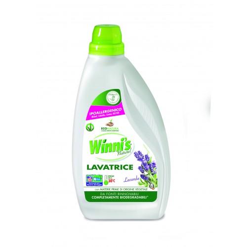 Гипоалергенний гель для прання Winni's lavatrice Lavanda 1150 мл на 23 прання