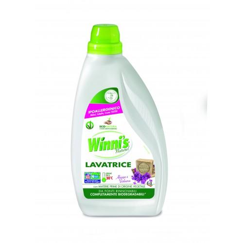 Гипоалергенний гель для прання Winni's lavatrice Aleppo e Verbena 1150 мл на 23 прання