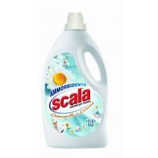 Ополіскувач з ароматом Бавовна та Ромашка SCALA AMMORBIDENTE CAMOMMILA E COTONE 3025 ml.