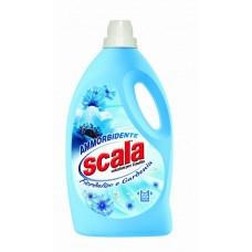 Ополіскувач з ароматом Волошки та Гарденії SCALA AMMORBIDENTE FIORDALISO E GARDENIA 3025 ml.