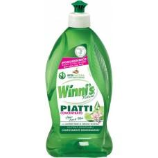 Концентр. засіб для миття посуду лимон WINNI'S PIATTI CONCENTRATO LIMONE 500 ml