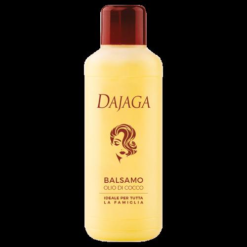 Бальзам для волосся з кокосовою олією 1000 мл DAJAGA BALSAMO OLIO DI COCCO 1000 ML