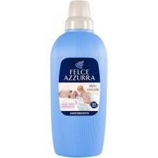 """Пом`якшувач для прання для людей з чутливою шкірою Felce Azzurra """"Dolci Coccole"""" Ammorbident 2000 ml"""