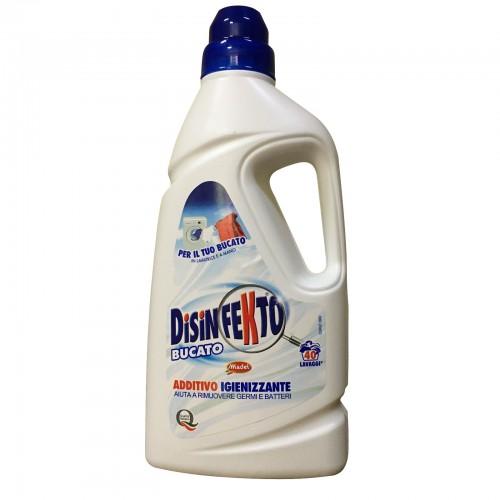 Дезінфікуюча добавка для прання DISINFEKTO ADDITIVO BUCATO 1L