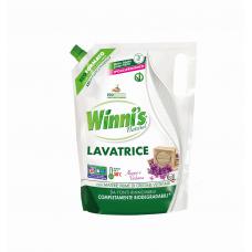 Гель для прання будь-яких типів волокон і делікатного одягу на 20 прань WINNI'S LAVATRICE ECO-FORMATO ALEPPO 1000 ml