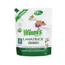 Еко. пральний засіб з милом WINNI'S LAVATRICE ECO-FORMATO ALEPPO 1250 ml.
