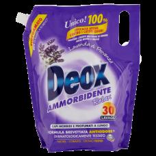 Кондиціонер-пом'якшувач концентрований ароматом лаванди  DEOX AMMORBIDENTE LAVANDA DI PROVENZA 1,5 lt.
