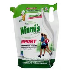 Гіпоалергенний гель для прання спортивного одягу  WINNI'S SPORT ECOF. 800 мл