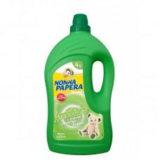 Пом'якшувач для тканин з ароматом Білий мускус NONNA PAPERA AMMORBIDENTE MUSCHIO BIANCO 4 l.