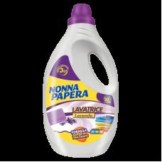 Гель для прання з ароматом лаванди NONNA PAPERA LAV. 3 L LAVANDA