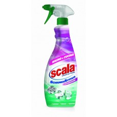 Активна піна-очищувач для ванни і кухні Scala Schiuma attiva-detergente per Bagno e Cucina 750 ml.