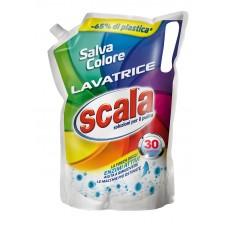 Гель для прання кольорових речей SCALA ECORICARICA LAV. SALVACOLOR 1500 ML