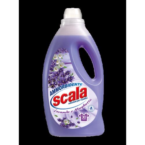 Кондиціонер-ополіскувач для прання Scala Ammorbidente Lavanda E Mughetto 1650 ml