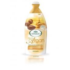 L'angelica NEW Bath &  Shower Nettare Olio di ARGAN 500ml / Піна, гель для душу з олією аргана