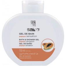 Sairo Гель для ванны и душа Папайя, 750 мл