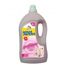 NONNA PAPERA AMMORBIDENTE 4L FIOR di LOTO / Пом'якшувач для тканин з ароматом квіти лотоса на 40 прань
