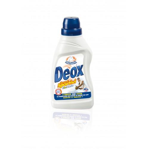 Рідкий засіб для прання спортивного одягу  DEOX DEODETEERSIVO SPORT 750ml