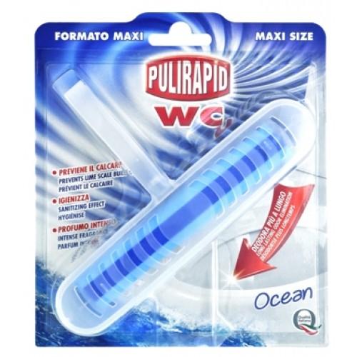 Блок до унітазу з ароматом океану PULIRAPID WC TAVOLETTA OCEAN