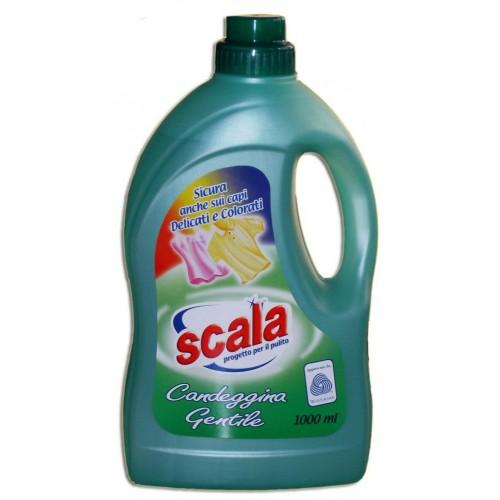 Відбілювач для кольорових та делікатних речей 1л SCALA CANDEGGINA DELICATA 1 L
