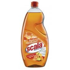 Засіб для миття посуду з ароматом апельсина SCALA PIATTI AGRUMI 1250 ML