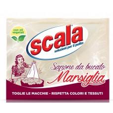 Scala Sapone da Bucato Marsiglia 2*300g - Універсальне Марсельське мило 2*300 грам.