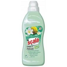 SCALA LANA E DELICATI SOFFIO EUCALIPTO 750 ML/Концентр. прал.пор. для делікат. речей